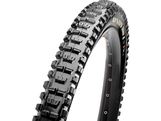 Maxxis Minion DHR II+ TLR Folding Tyre EXO 3CMaxxTerra black